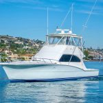 is a Jersey Cape 44 Sport Yacht Yacht For Sale in San Diego-49