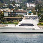 HIGH BID is a Riviera G2 Flybridge Yacht For Sale in San Diego-37