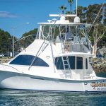 is a Ocean Yachts 42 Super Sport Yacht For Sale in San Diego-3