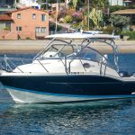is a Scout 262 Abaco Yacht For Sale in San Diego-3