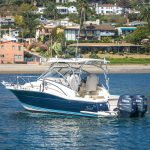 is a Scout 262 Abaco Yacht For Sale in San Diego-5