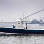 SONIC is a Regulator 34SS Yacht For Sale in Long Beach-7