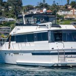 is a Viking 63 Motor Yacht Yacht For Sale in San Diego-2