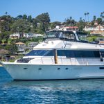 is a Viking 63 Motor Yacht Yacht For Sale in San Diego-3