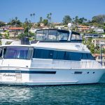 is a Viking 63 Motor Yacht Yacht For Sale in San Diego-5