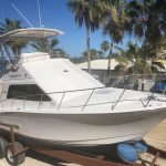 is a Cabo Flybridge Yacht For Sale in San Diego-3
