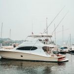 is a Hatteras 68 Convertible Yacht For Sale in San Diego-6