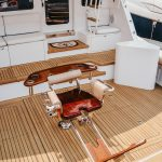 is a Hatteras 68 Convertible Yacht For Sale in San Diego-9