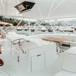 is a Hatteras 68 Convertible Yacht For Sale in San Diego-12