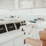 is a Hatteras 68 Convertible Yacht For Sale in San Diego-15