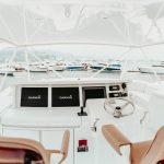 is a Hatteras 68 Convertible Yacht For Sale in San Diego-16