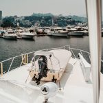 is a Hatteras 68 Convertible Yacht For Sale in San Diego-21