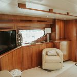 is a Hatteras 68 Convertible Yacht For Sale in San Diego-26