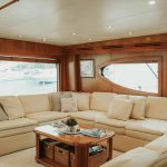 is a Hatteras 68 Convertible Yacht For Sale in San Diego-27