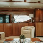 is a Hatteras 68 Convertible Yacht For Sale in San Diego-29