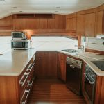 is a Hatteras 68 Convertible Yacht For Sale in San Diego-30
