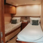 is a Hatteras 68 Convertible Yacht For Sale in San Diego-37