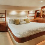 is a Hatteras 68 Convertible Yacht For Sale in San Diego-40