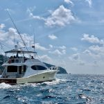 is a Hatteras 68 Convertible Yacht For Sale in San Diego-2