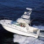 is a Rampage 38 Express Yacht For Sale in San Diego-5