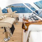 JUSTIFIED is a Hatteras 45 Express Sportfish Yacht For Sale in San Diego-11