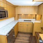 JUSTIFIED is a Hatteras 45 Express Sportfish Yacht For Sale in San Diego-18