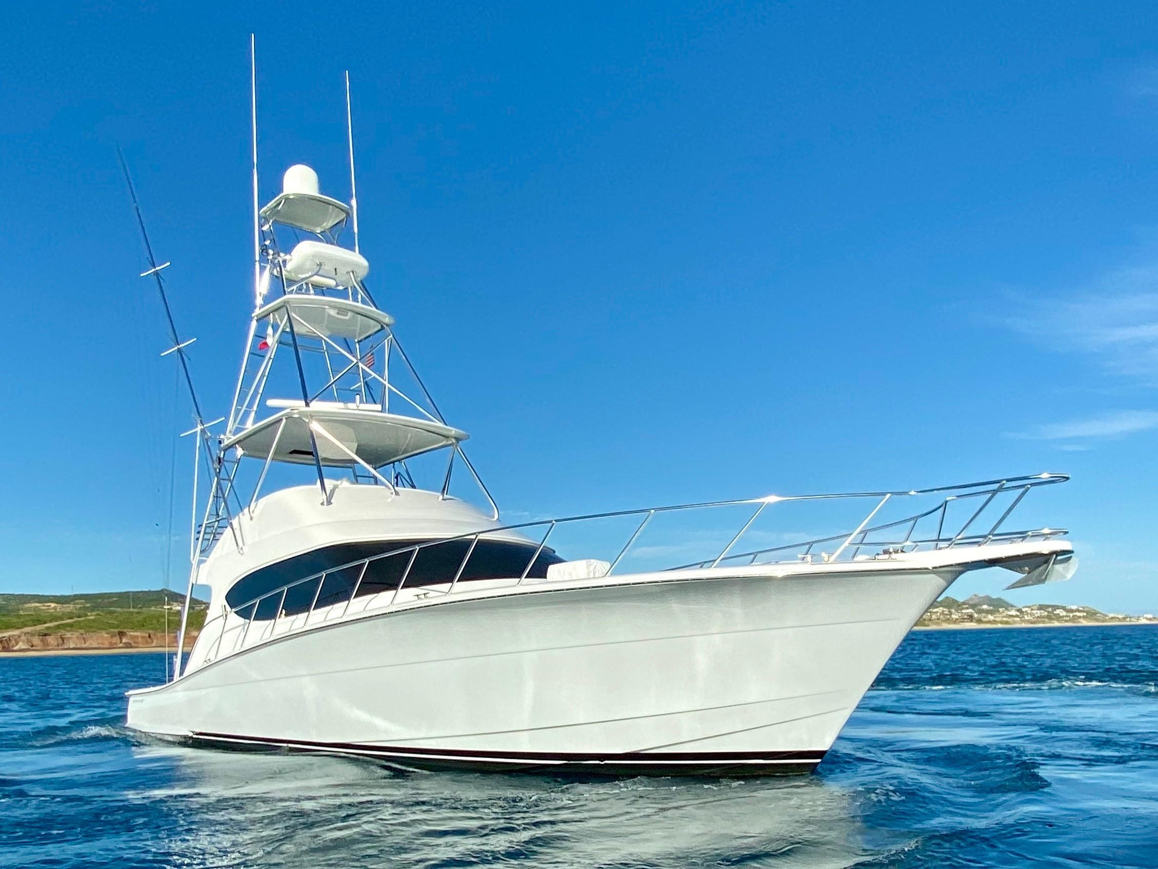 BURRO is a Hatteras GT54 Yacht For Sale in San Diego-0