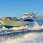 is a Hatteras 68 Convertible Yacht For Sale in San Diego-41