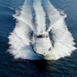 is a Hatteras 68 Convertible Yacht For Sale in San Diego-42