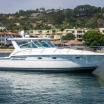 is a Tiara Yachts 4100 Open Yacht For Sale in San Diego-34