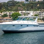 is a Tiara Yachts 4100 Open Yacht For Sale in San Diego-0
