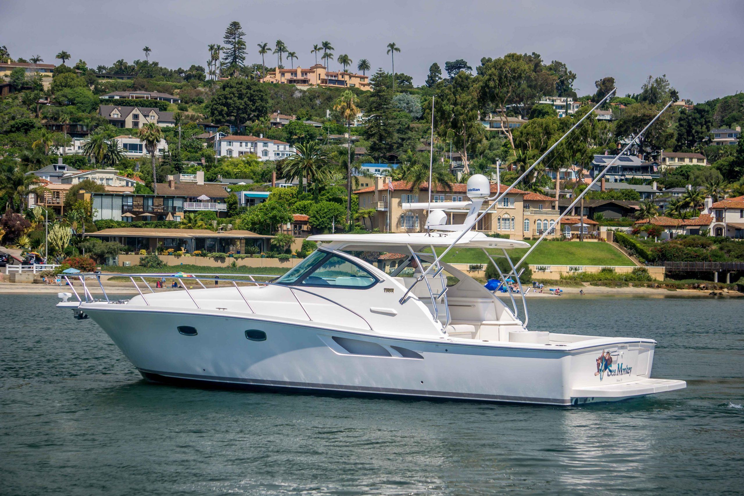 SEA MONKEY is a Tiara Yachts 3900 Open Yacht For Sale in San Diego-0