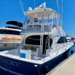 Lucky is a Viking 46 Convertible Yacht For Sale in San Pedro-6