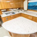 Lucky is a Viking 46 Convertible Yacht For Sale in San Pedro-23