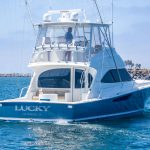 Lucky is a Viking 46 Convertible Yacht For Sale in San Pedro-5