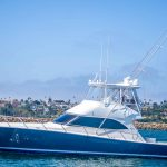 Lucky is a Viking 46 Convertible Yacht For Sale in San Pedro-1
