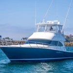 Lucky is a Viking 46 Convertible Yacht For Sale in San Pedro-3