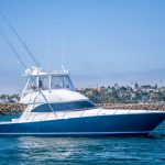 Lucky is a Viking 46 Convertible Yacht For Sale in San Pedro-0