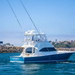 Lucky is a Viking 46 Convertible Yacht For Sale in San Pedro-4