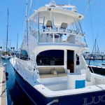 Lucky is a Viking 46 Convertible Yacht For Sale in San Pedro-7