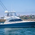 Lucky is a Viking 46 Convertible Yacht For Sale in San Pedro-38