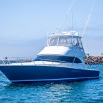 Lucky is a Viking 46 Convertible Yacht For Sale in San Pedro-40