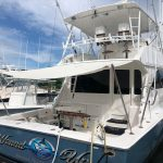 WOUND UP is a Viking 55 Convertible Yacht For Sale in Long Island-4