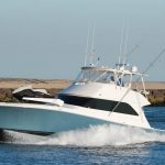 WOUND UP is a Viking 55 Convertible Yacht For Sale in Long Island-2