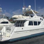is a McKinna 57 Pilothouse Yacht For Sale in San Diego-0