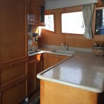 is a McKinna 57 Pilothouse Yacht For Sale in San Diego-3