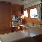 is a McKinna 57 Pilothouse Yacht For Sale in San Diego-4
