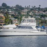 is a Riviera 48 Convertible Yacht For Sale in San Diego-27