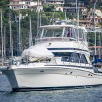 is a Riviera 48 Convertible Yacht For Sale in San Diego-4