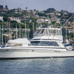 is a Riviera 48 Convertible Yacht For Sale in San Diego-5